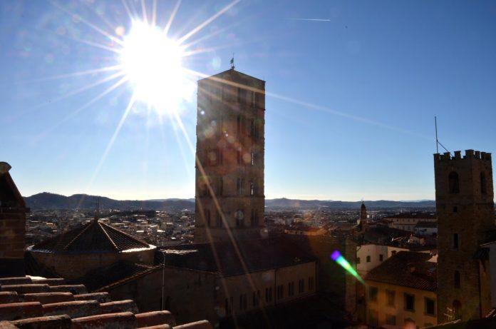 Arezzo veduta