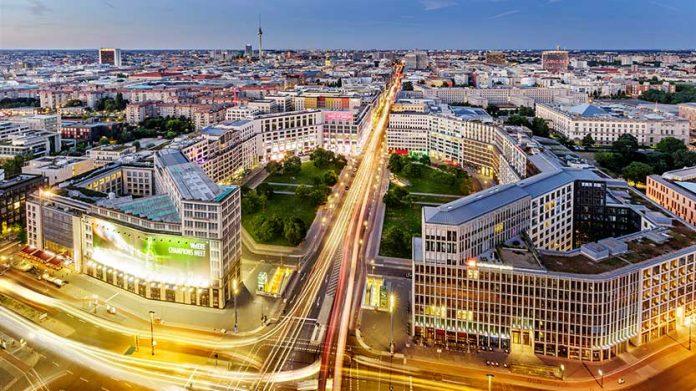 Berlino Leipziger Platz