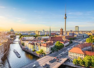 Berlino veduta