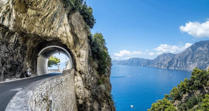 Costiera Amalfitana Strada Panoramica
