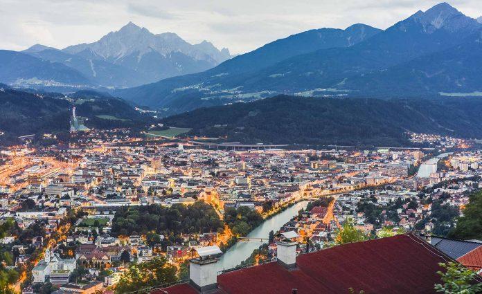Innsbruck Veduta