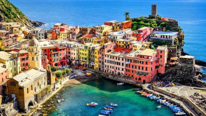 Liguria Cinqueterre