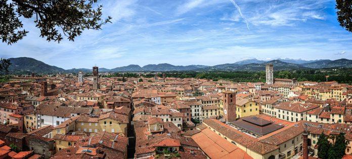 Lucca Veduta
