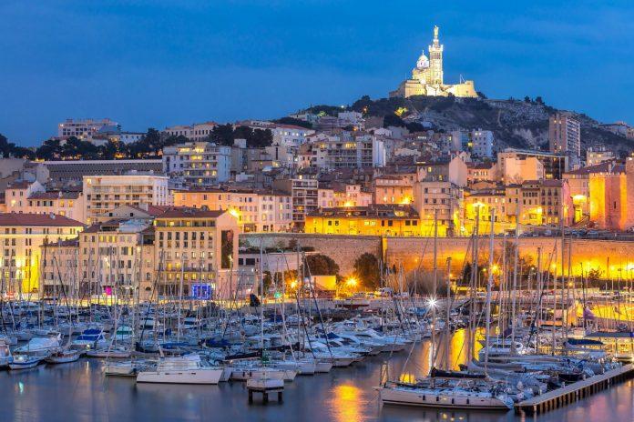 Marsiglia Notre Dame de la Garde