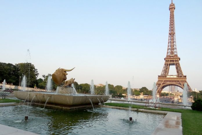 Parigi Trocadero