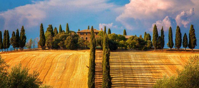 Toscana paesaggio
