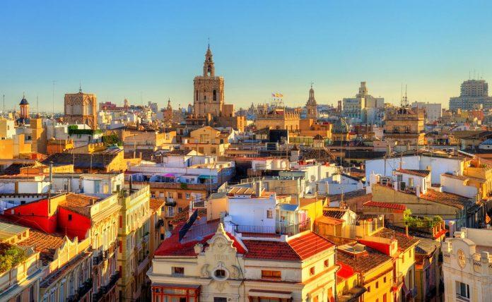 Valencia veduta