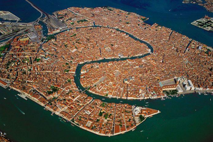 Venezia veduta