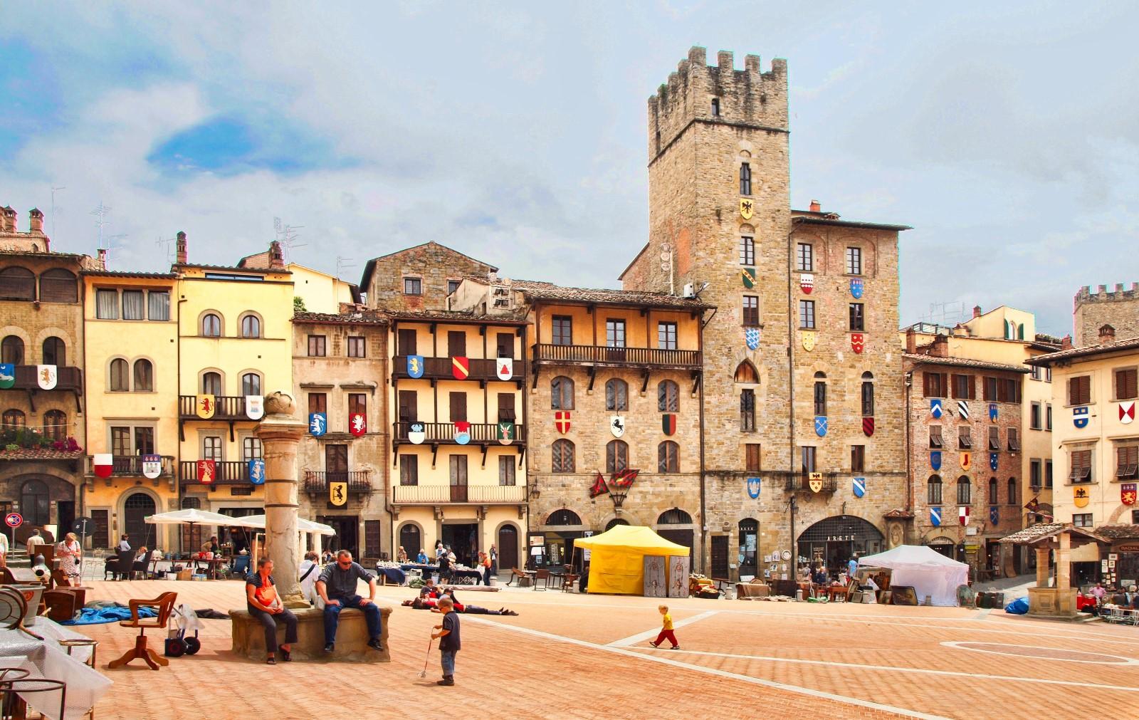 Cosa vedere ad arezzo 50 luoghi di interesse e posti da for Visitare in italia