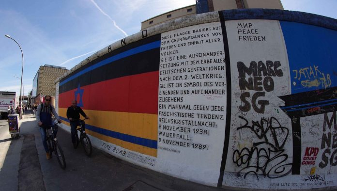 Berlino East Side Gallery