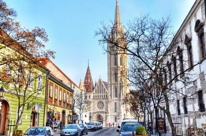 Budapest Quartiere Buda
