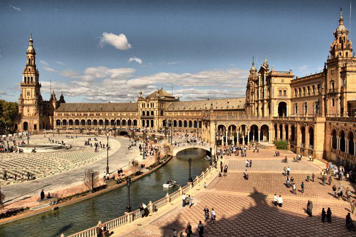 Siviglia Plaza de España