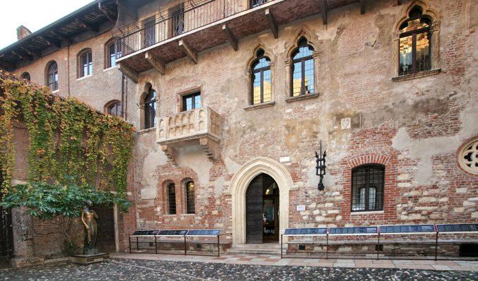 Verona Casa Giulietta