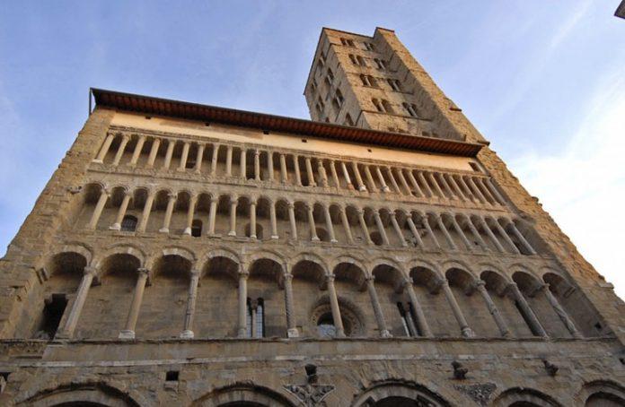Arezzo Pieve Santa Maria