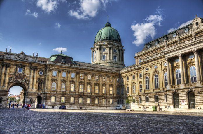 Budapest Palazzo Reale