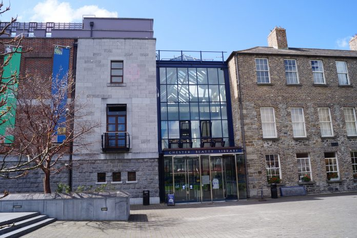 Dublino Chester Beatty Library