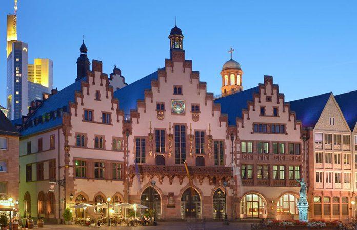 Francoforte Römer municipio