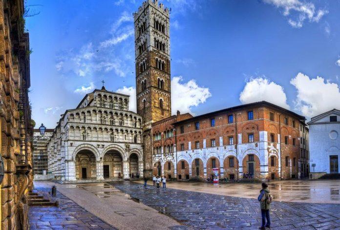 Lucca Duomo San Martino