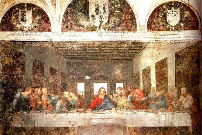 Milano Leonardo cenacolo