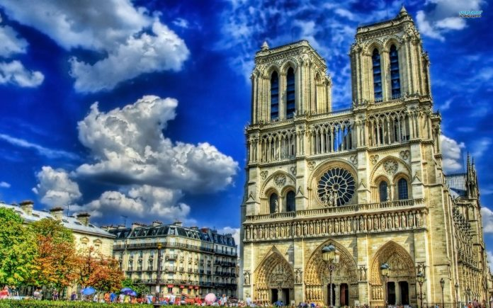 Parigi Notre Dame