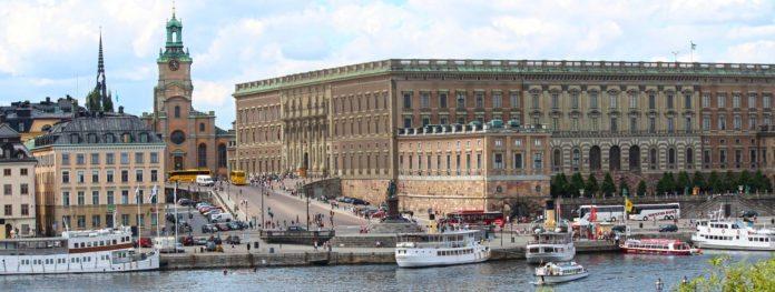 Stoccolma Gamla Stan Palazzo Reale