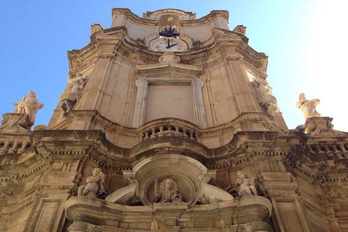 Trapani Chiesa del Purgatorio