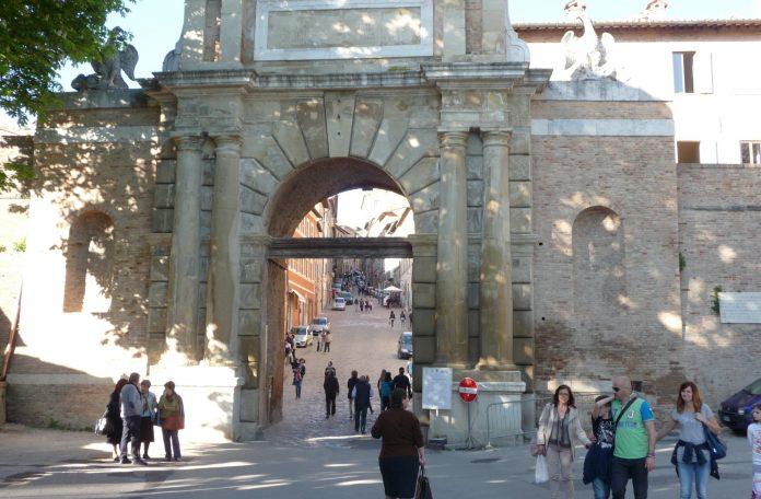 Urbino Porta Valbona