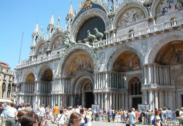 Venezia Basilica San Marco