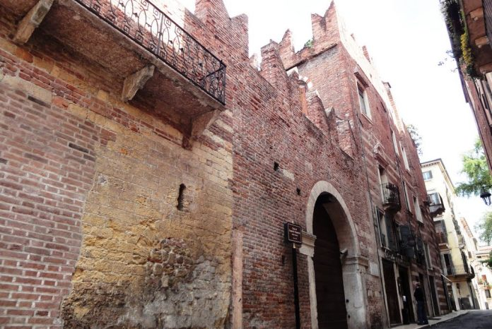 Verona Casa Romeo