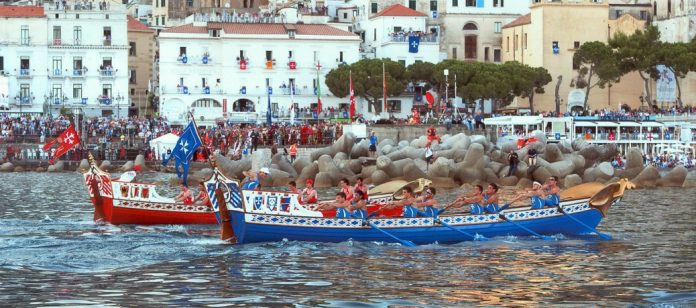 Amalfi Regata Storica
