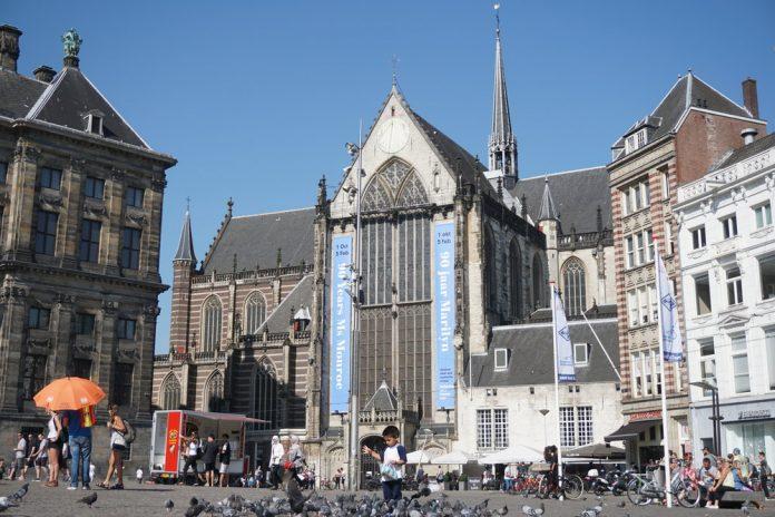 Amsterdam Chiesa Nuova