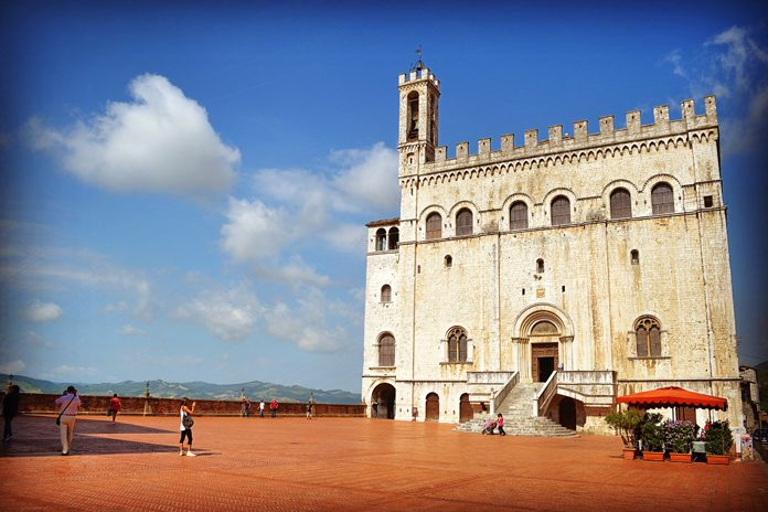 Gubbio Palazzo dei Consoli