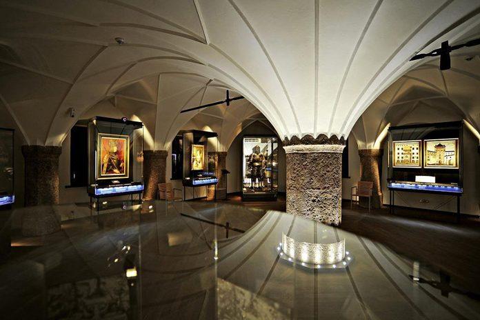 Innsbruck Goldenes Dachl Museum
