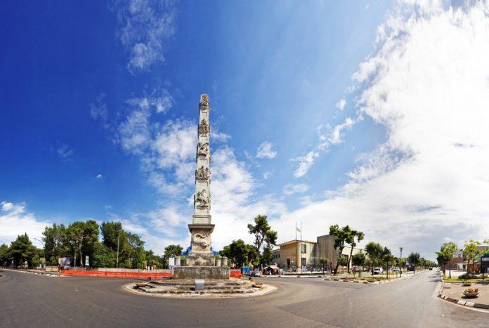 Lecce Obelisco