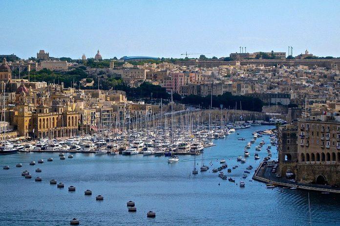 Malta La Valletta Porto Grande