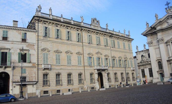 Mantova Palazzo Vescovile