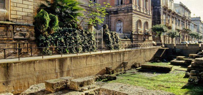Siracusa Porta Urbica