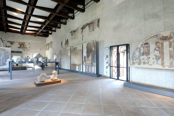 Spoleto Museo Ducato di Spoleto