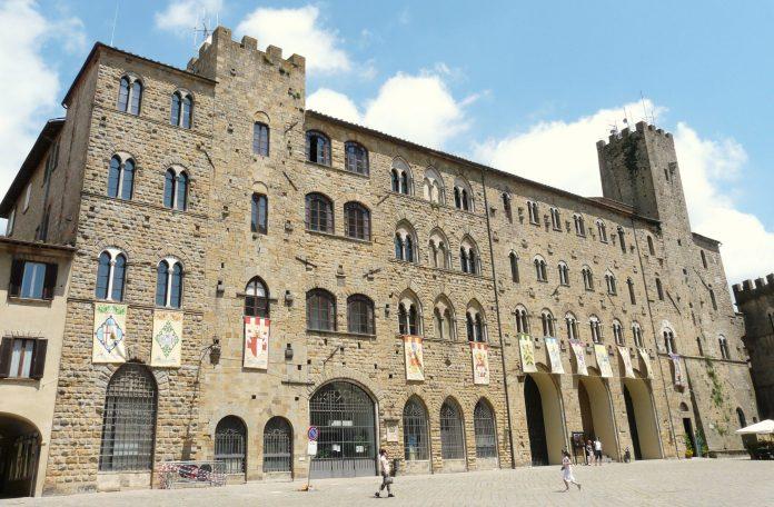Volterra Palazzo Pretorio