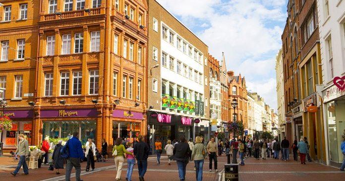 Dublino Grafton Street