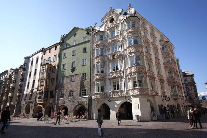 Innsbruck Casa Helbling