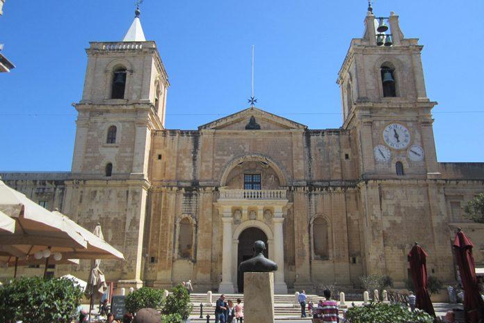 Malta La Valletta Concattedrale di San Giovanni