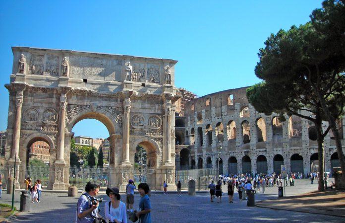 Roma Arco di Costantino