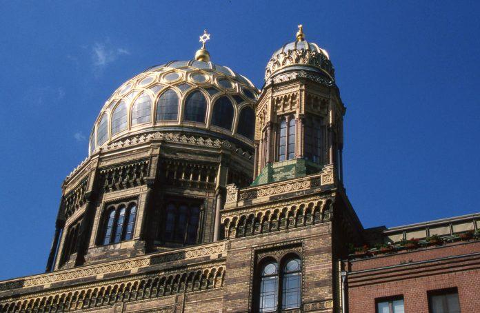 Berlino Sinagoga Nuova