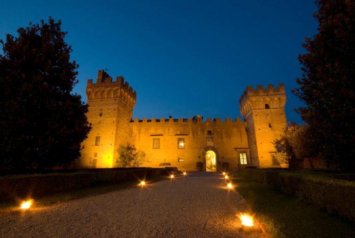 Castelfiorentino Castello di Oliveto