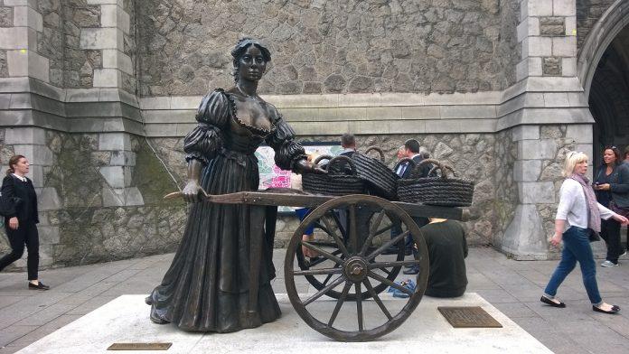Dublino Molly Malone
