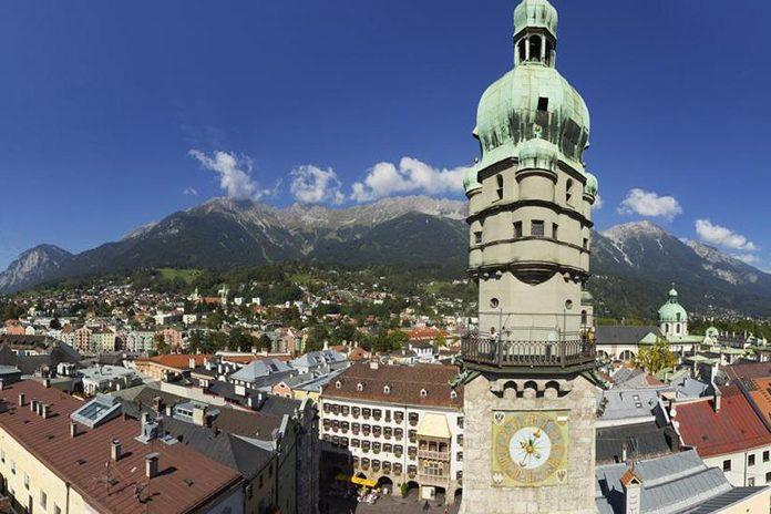 Innsbruck Torre Civica