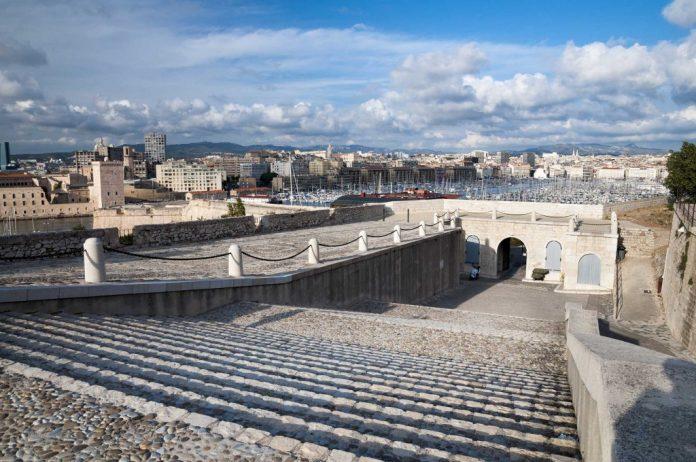 Marsiglia Forte Saint Nicolas