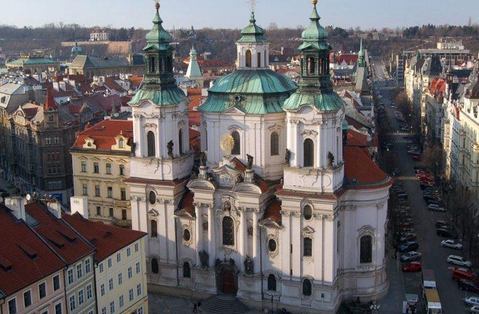 Praga Cattedrale San Nicola