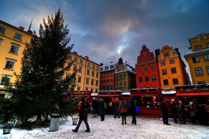 Stoccolma Julmarknad